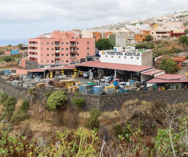 Alquiler andamios en Tenerife