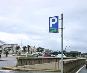 Galería de Aparcamientos en A Coruña   Aparcamiento Orzán - Riazor