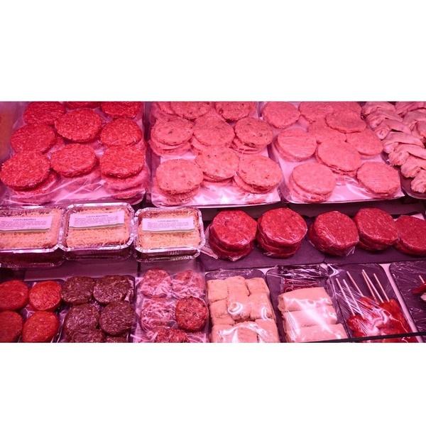 Hamburguesas y mini hamburguesas: Productos de La Carnicería Hnos. Hernando