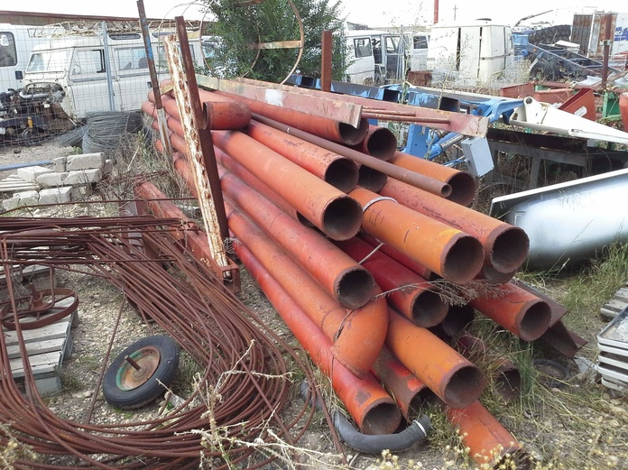 tubos de hierro usados en chatarras clemente de albacete|default:seo.title }}