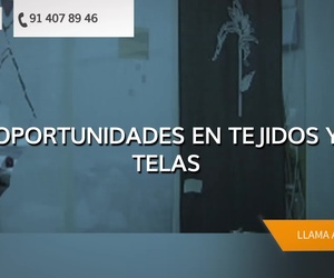 Galería de Tejidos en Madrid   Tejidos Julián Sánchez