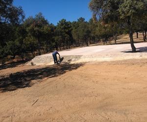 Solados y pavimentos en fincas en Jaén