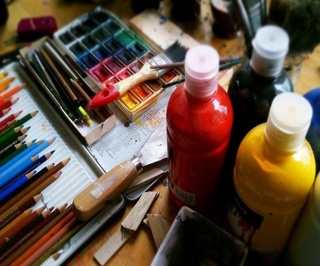 Beneficios de practicar la pintura
