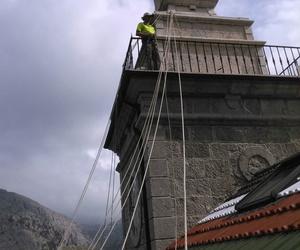 Galería de Trabajos verticales en Torrelavega | Acebo Rehabilitación