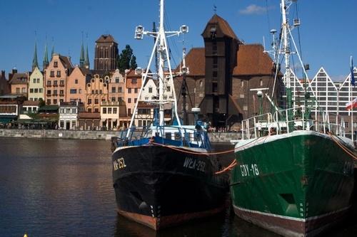 Puerto de Gdansk