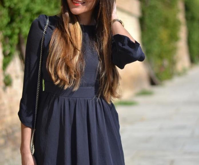 "Auxi, del blog de moda ""En tu Armario me colé"": BLOG de LLONGUERAS MIRASIERRA"