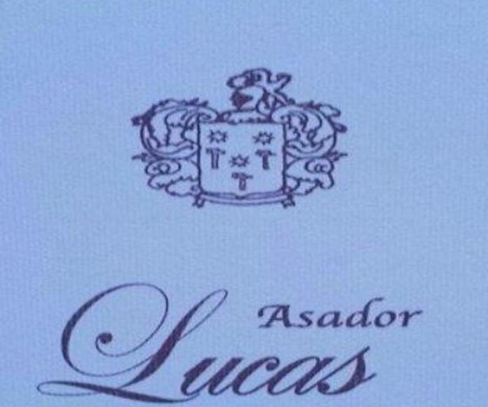 Restaurante Asador Lucas Zaragoza