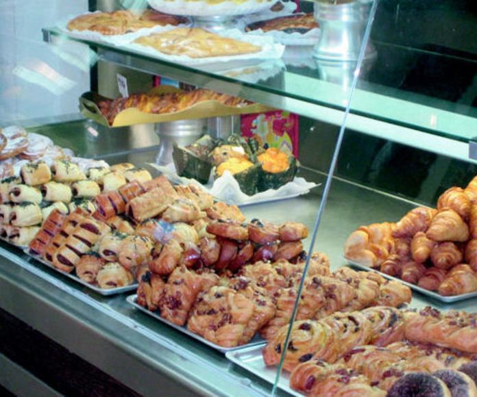 Bollería artesanal: Catálogo de Panadería Pastelería Aller