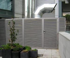 Cerrajería en hierro, acero inoxidable, acero galvanizado y aluminio en Barcelona