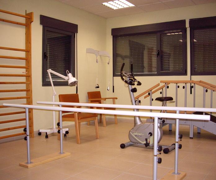Residencia San Antonio de Padua: Servicios y Residencias de Asfa 21 Servicios Sociales