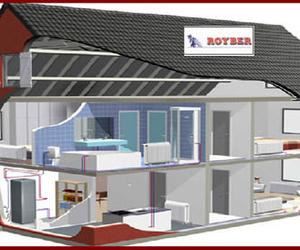 Galería de Calefacción en Vitoria-Gasteiz | Royber, S.C.
