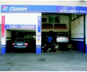 Taller claxon calle Juan Bautista de Toledo 10