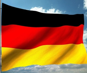 Carta de platos combinados en alemán
