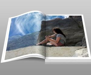 Impresión de folletos y revistas