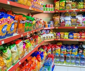 Venta de todo tipo de productos de alimentación