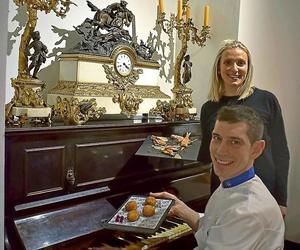 Restaurante Duque en el diario de Soria