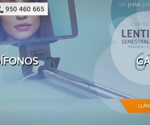 Comprar lentillas en Almería,  | Multiópticas Indalo