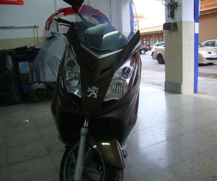 Motocicletas: CATÁLOGO de Talleres Aparicio Autochiquero