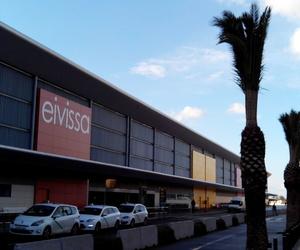Servicio de taxi en el aeropuerto de Ibiza