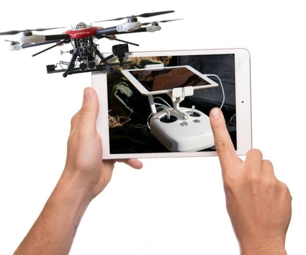 Los drones, una revolución en el mundo del videomarketing