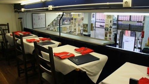 Restaurante Marucho en Santander