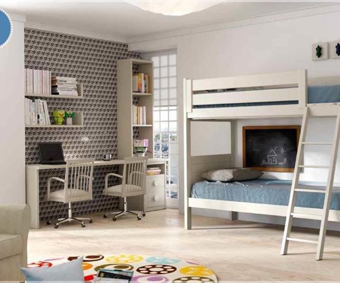 Muebles juveniles: Mobiliario de Jaume O. Grau Mobles