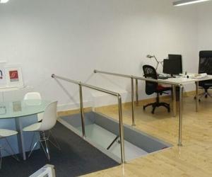 Reforma integral de oficinas en la calle Sicilia . Barcelona EscríbenosTe Llamamos