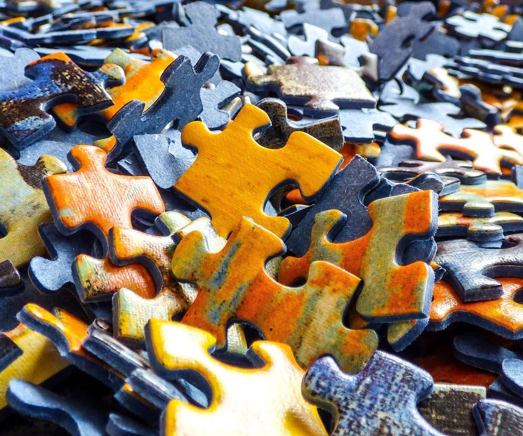Enmarca tus puzles