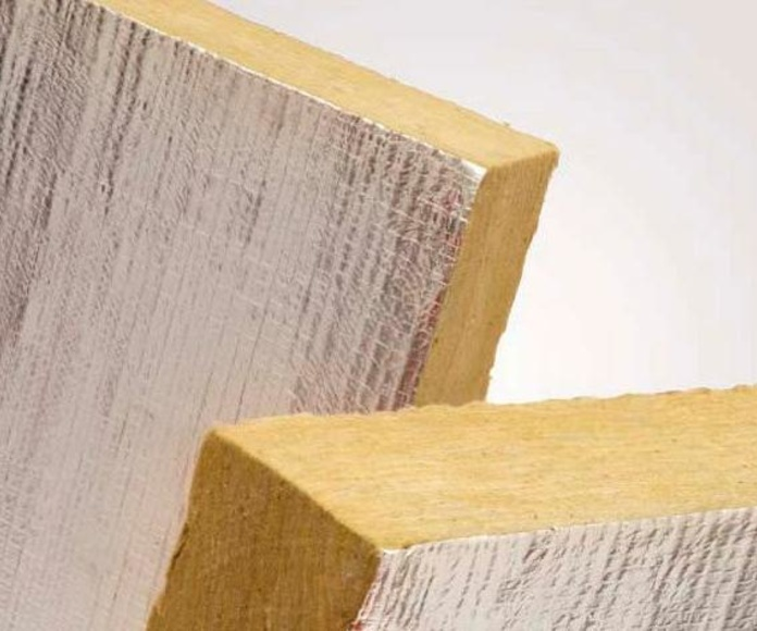 Paneles rígidos de lana de roca