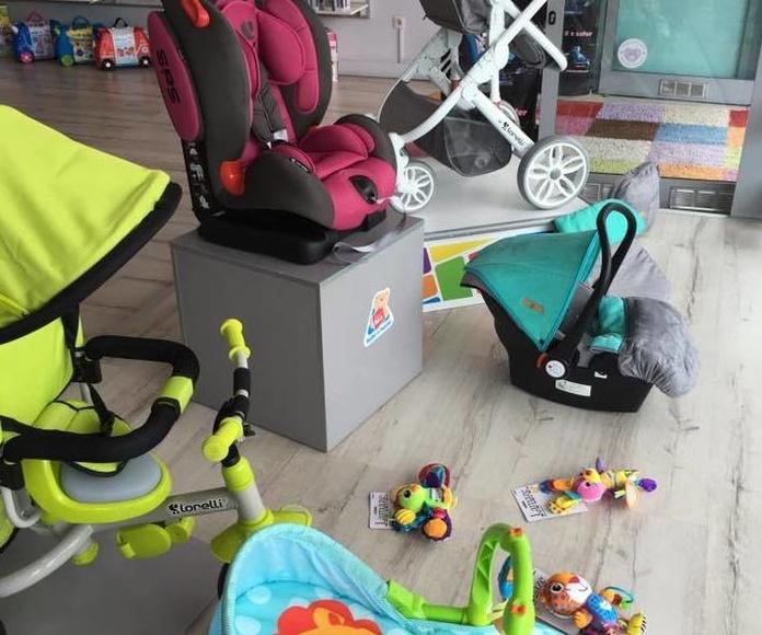 Boutique especializada en bebé