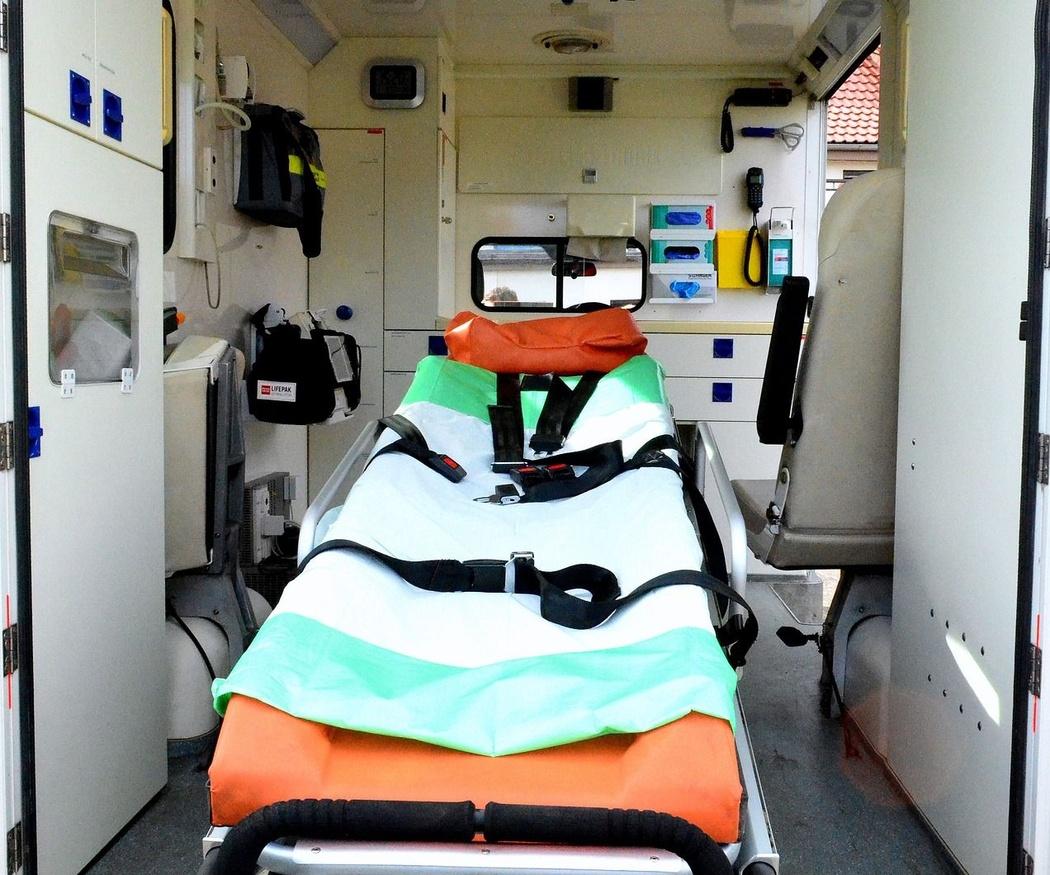 ¿Te gustaría trabajar como conductor de ambulancia?