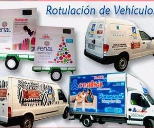 Rotulación de vehículos Almería