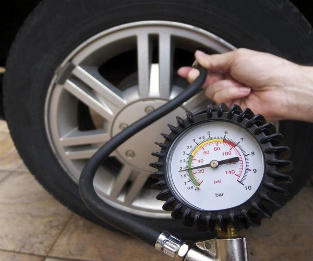 ¿Por qué es bueno hinchar los neumáticos con nitrógeno?