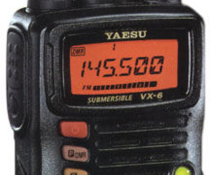 walkies VHF/UHF