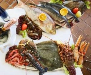 Restaurante especializado en marisco y pescado