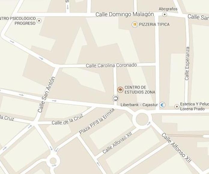 Mapa/Callejero