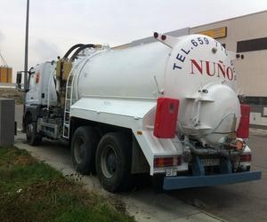 Suministro de agua en Madrid centro   Transportes Nuño