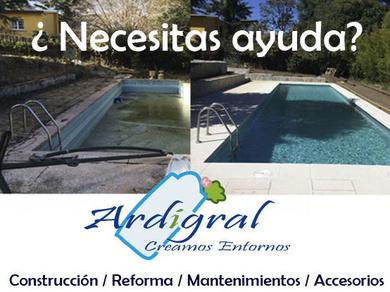 Rehabilitación y reforma de piscinas