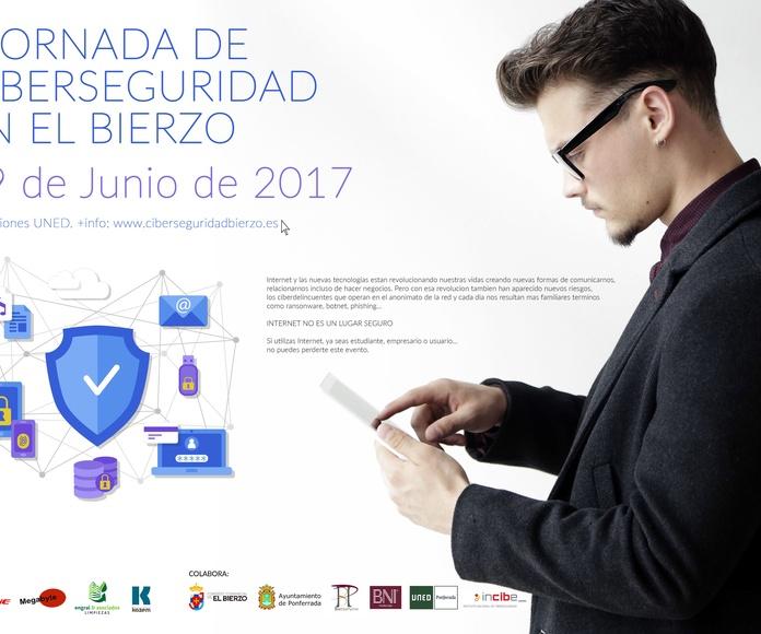 I JORNADA DE CIBERSEGURIDAD EN EL BIERZO