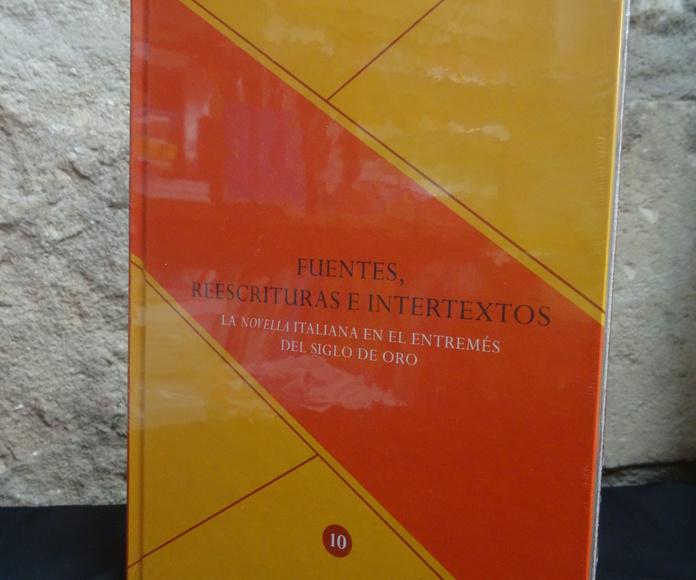 Fuentes, reescrituras e intertextos: SECCIONES de Librería Nueva Plaza Universitaria