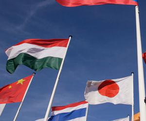 Banderas de países y autonomías
