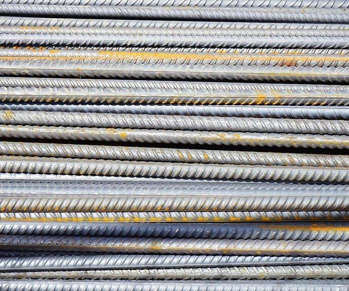 Estructuras metálicas especiales : Trabajos de Construcciones Javier Villar