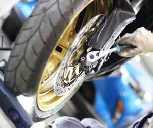 Taller de reparación de motocicletas en Collado Villalba
