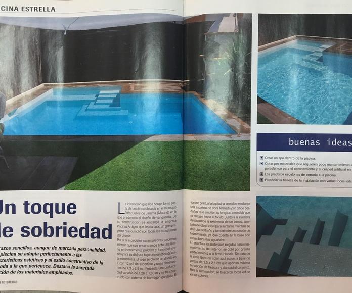 revista piscina actualidad