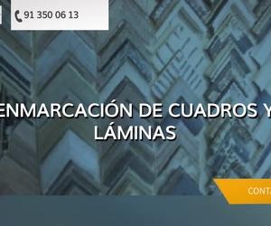 Galería de Cuadros y marcos en Madrid | Magenta Taller de Marcos y Molduras