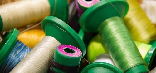 Venta de bobinas de hilo de todos los colores