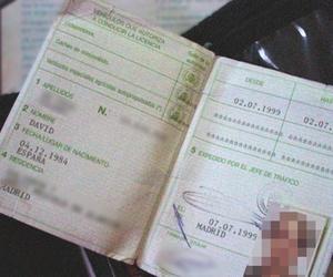 Los distintos permisos de conducir