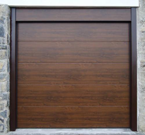 Puertas seccionales Iso 45