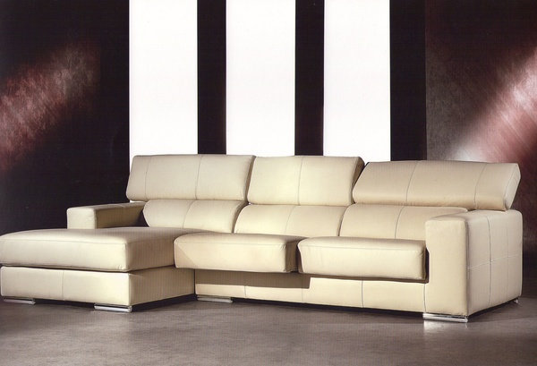 Sofás-Chaise-longe extensibles y reclinables