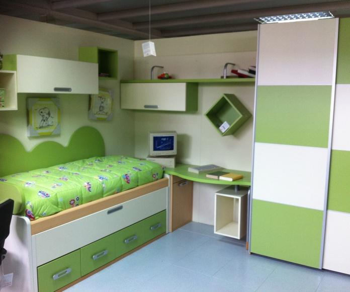 Juvenil 2: Productos y servicios de Gonter S. L. Muebles de Cocina y Hogar